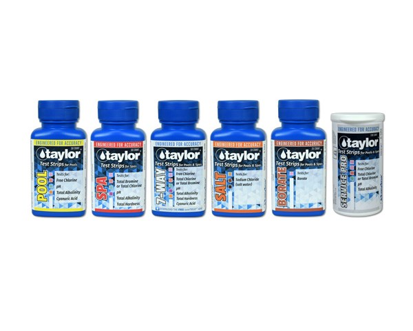 Taylor Test Strips: Four Things You Need to Know
