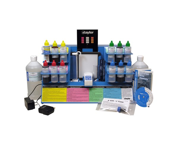 Counterlab Rx 2 for Pool Supplies Dealers